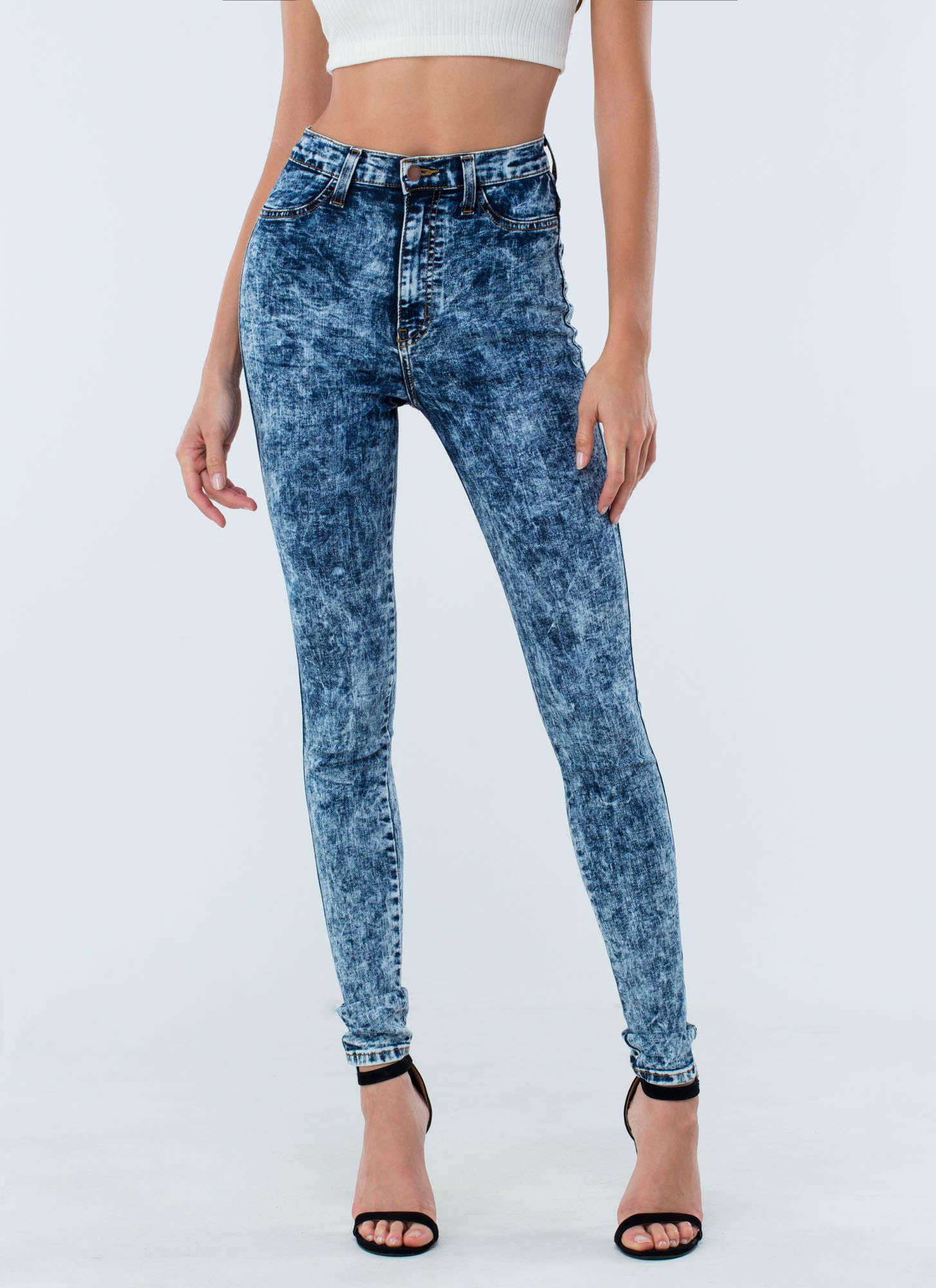 Park Art|My WordPress Blog_How To Acid Wash Jeans With Pumice Stone