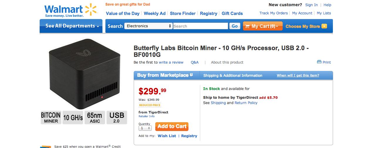 walmart bitcoin miner cumpărați bitcoin cu carte de cadou prepaid visa
