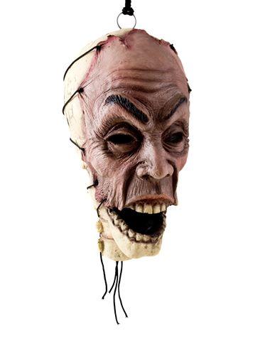 Fake ID Hanging Head Prop (gross!) #Halloween decorations Body