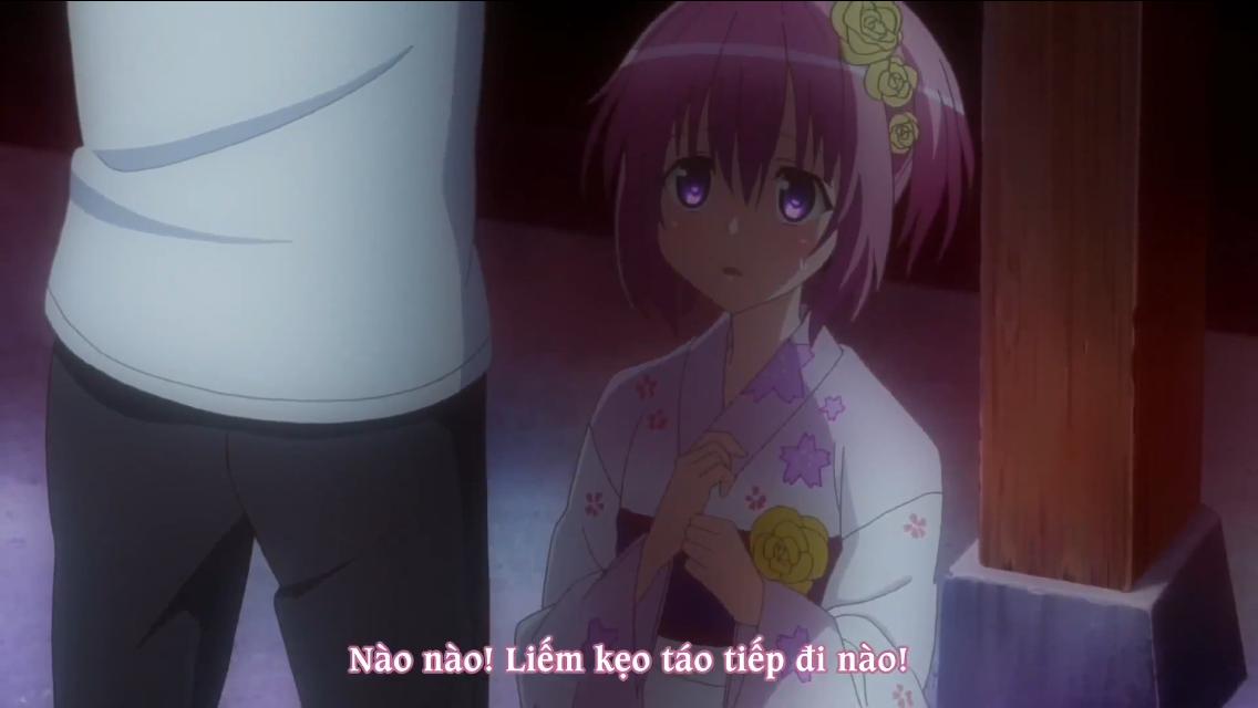 Momo Belia Deviluke To love ru, Anime
