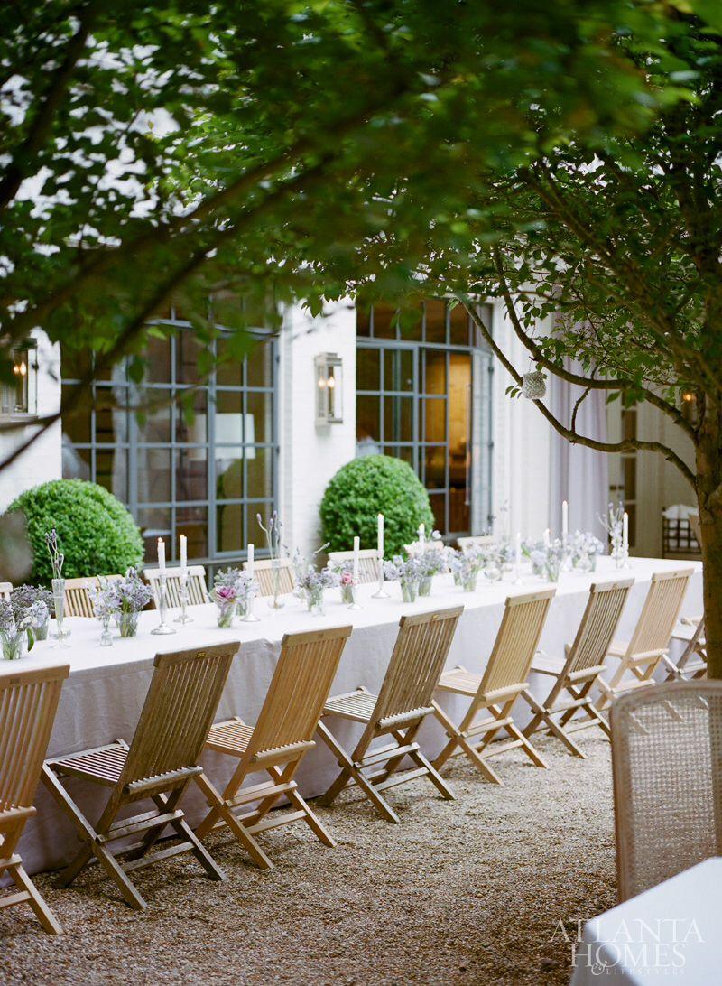outdoor dinner outside pinterest tischlein deck dich gartenparty und sommerfest. Black Bedroom Furniture Sets. Home Design Ideas