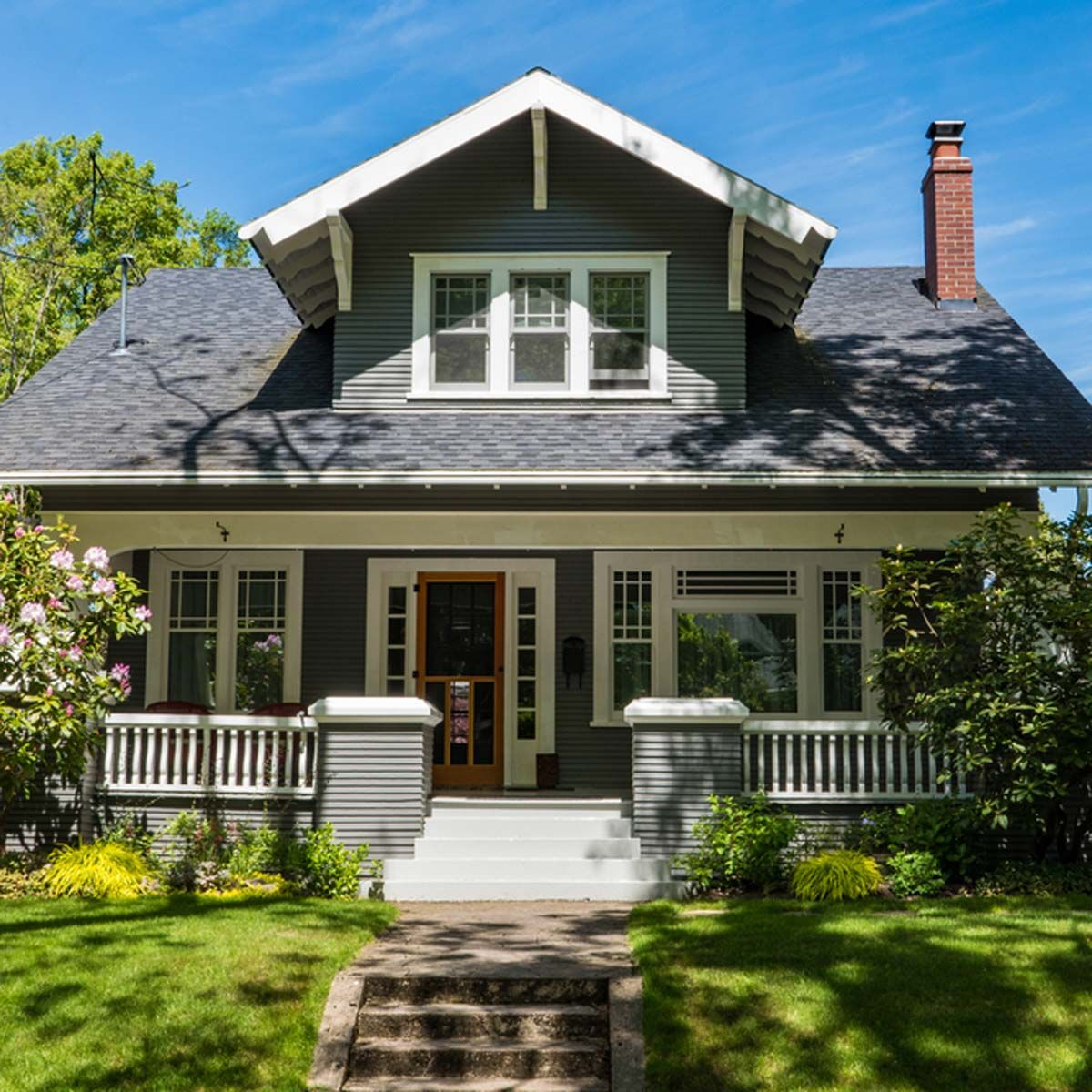 The Top 6 Most Popular Architectural Home Styles In The U S With Images Craftsman Bungalows House Styles House Architecture Styles