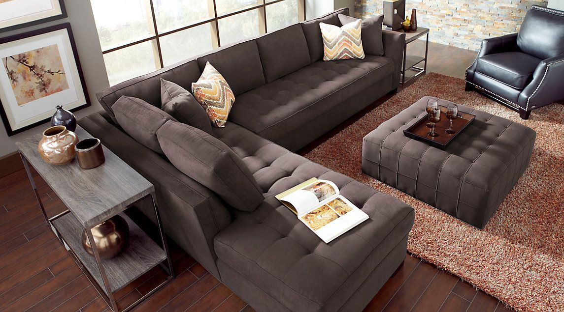 Shop For Affordable Sectional Living Room Sets At Rooms To