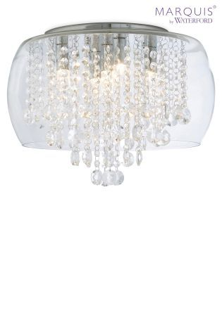 Marquis By Waterford Nore Encased Flush Light
