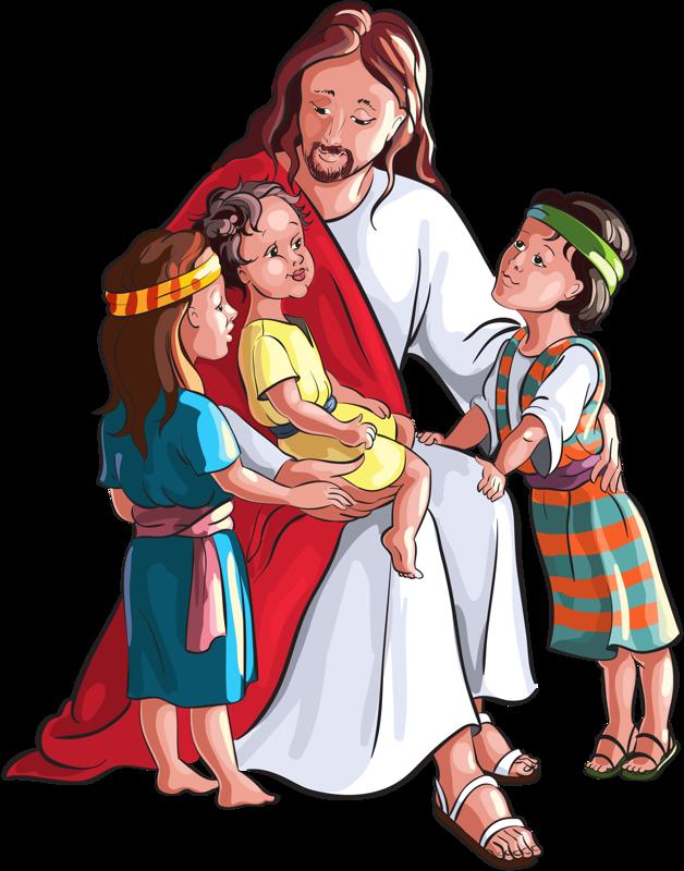 Библейские детские картинки