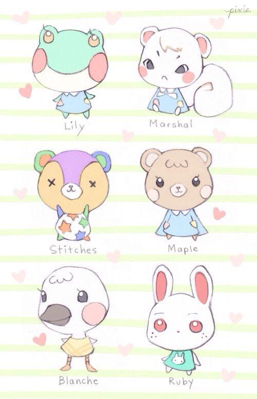 5 Acnl Path Tumblr Acnl Animal Crossing Fan Art Animal