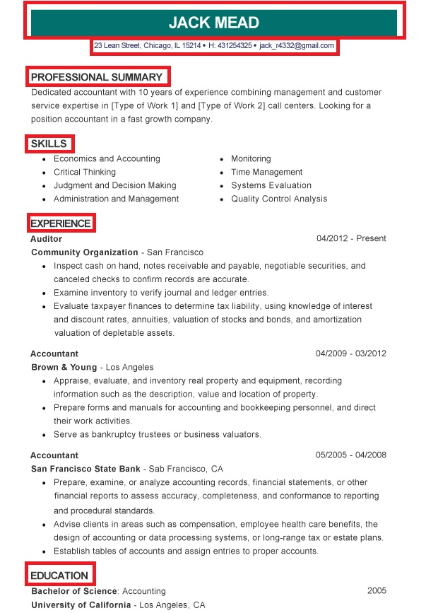 how to create your resume with free resume templates