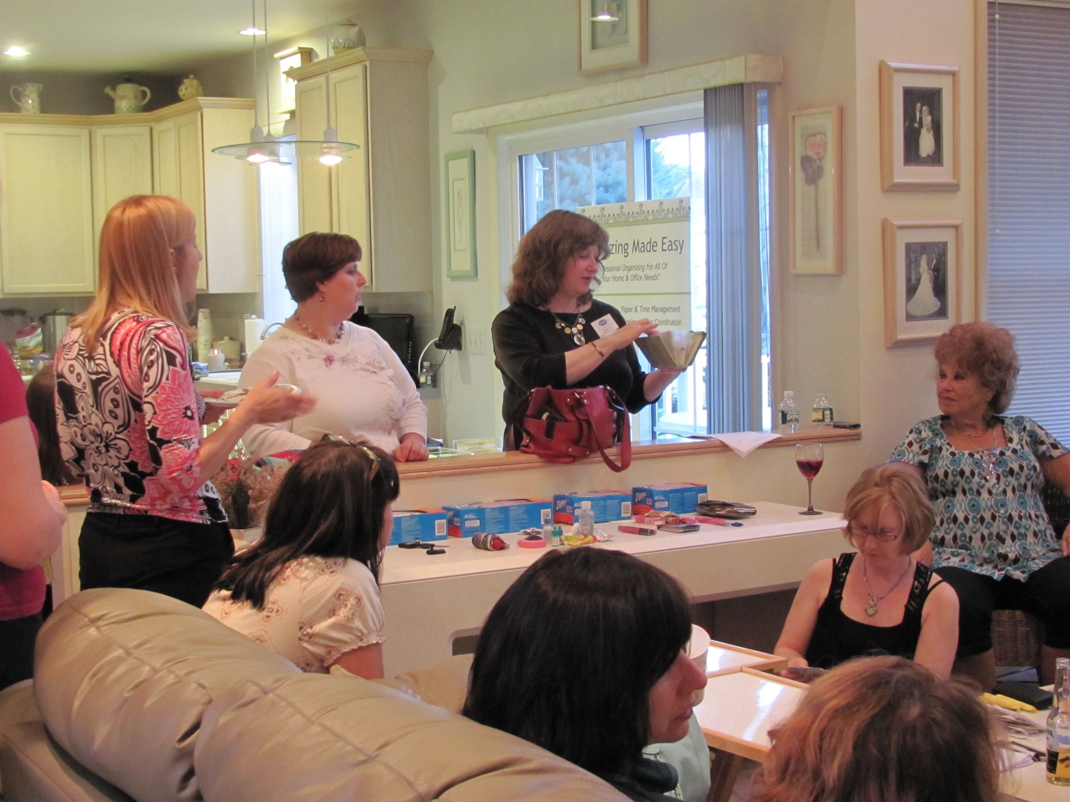 organizing made easy party ladies night out great way to spend