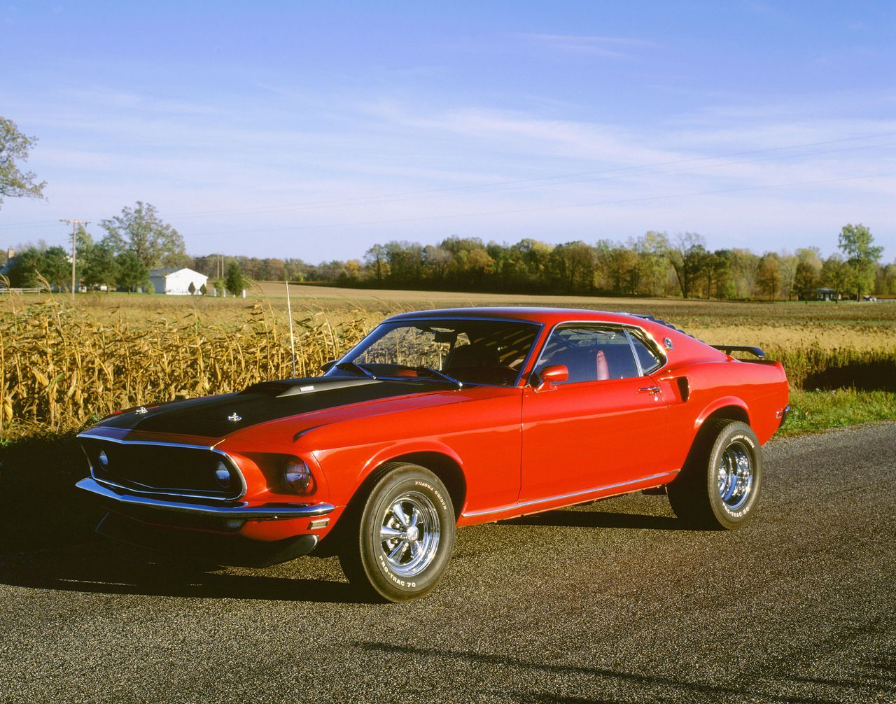 The Evolution of the Ford Mustang in Photos Mustang