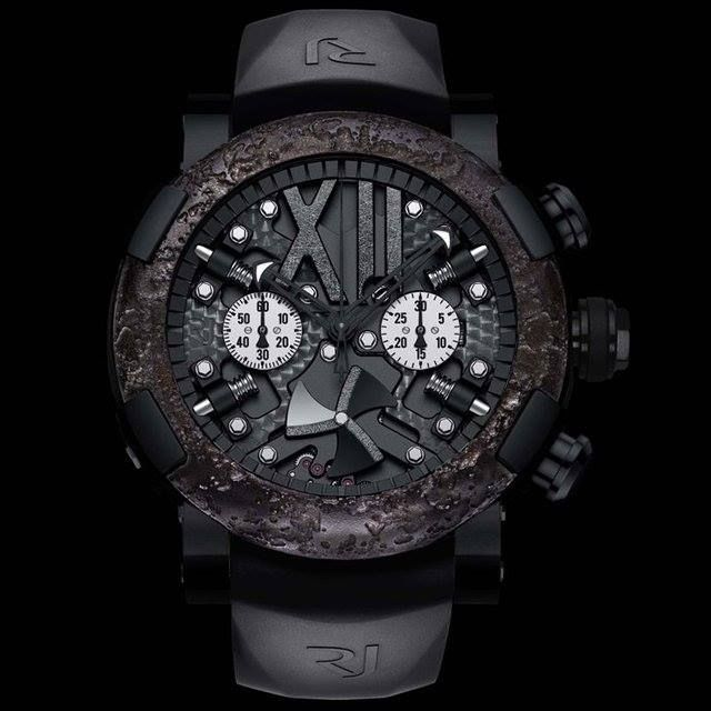 SteamPunk Chronograph by Romain Jerome Shared by #Boris_Stratievsky #luxury_watches #timepieces