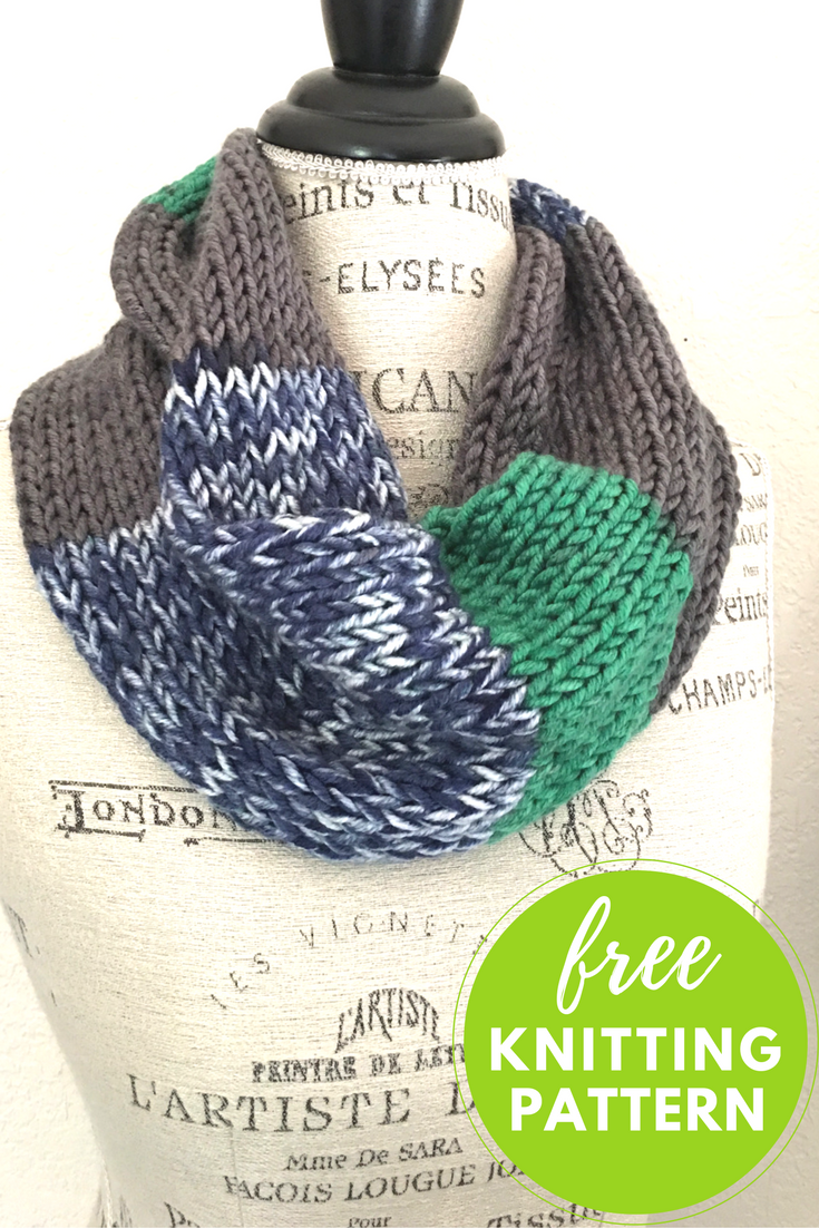 Amplify Cowl Free Knitting Pattern | Free knitting, Knit patterns ...