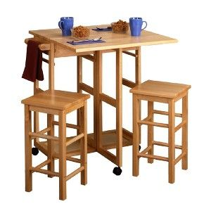 target | small kitchen tables, winsome wood, kitchen
