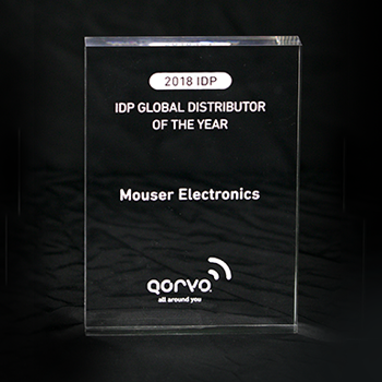 Mouser Electronics Named Top Global Distributor by Qorvo | Latest