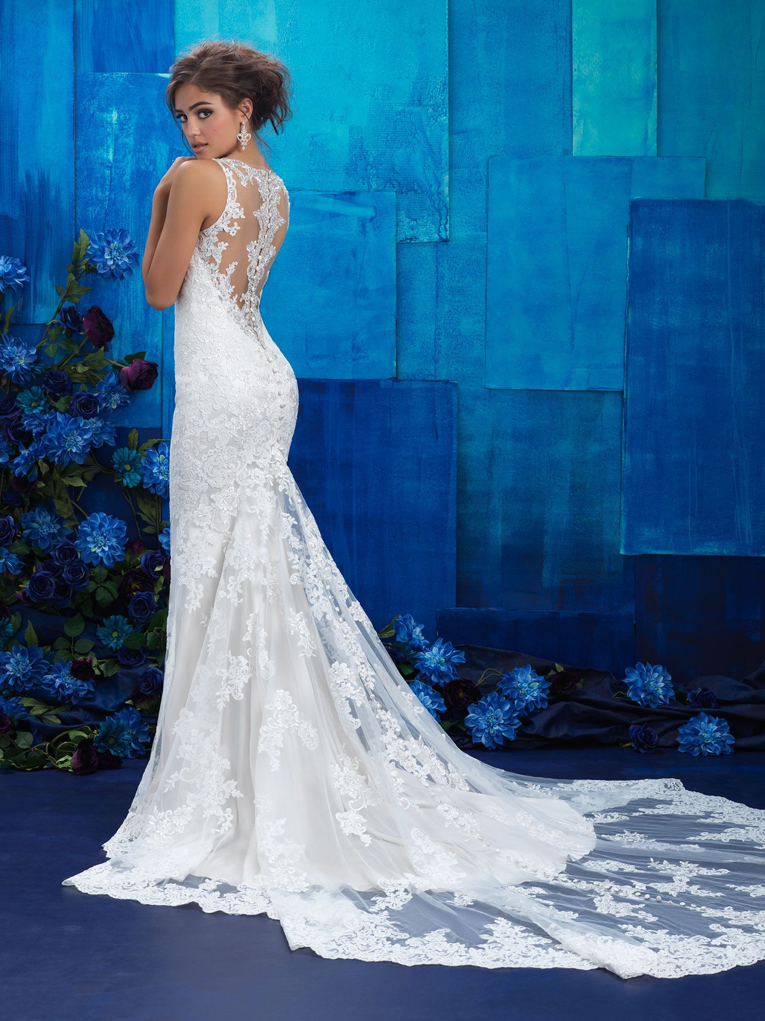 Allure Bridal Gowns available at Nikki\'s! | Allure Bridal Gowns ...