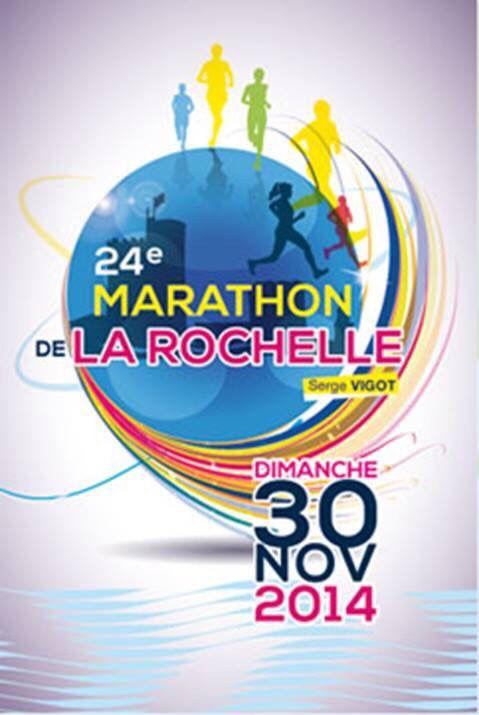 Le Dimanche 30 Novembre Le 24 Eme Marathon De La Rochelle Aura Lieu Pensez A Vous Mettre Au Vert En Venant Vous Deten La Rochelle Fontenay Le Comte Vendee