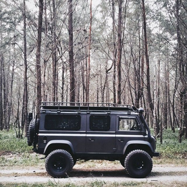 Land Rover Releases The 2018 Defender Camper Edition Based Off