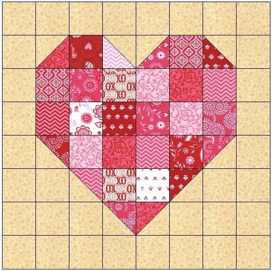 Image result for scrappy hearts