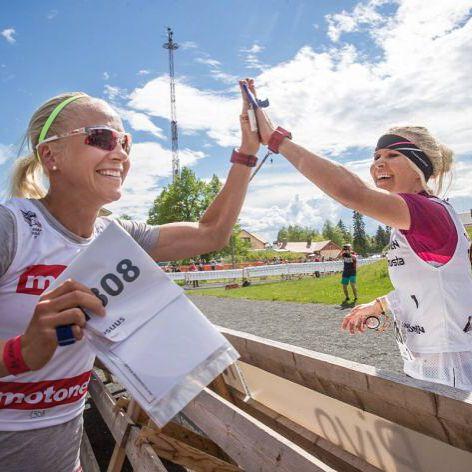 """Gefällt 10.4 Tsd. Mal, 29 Kommentare - Kaisa Mäkäräinen (@kaisamakarainen) auf Instagram: """"Propably the summer's best day yesterday ☀️💪🏻😃 Thanks for our great team #pummitkadoksissa and…"""""""