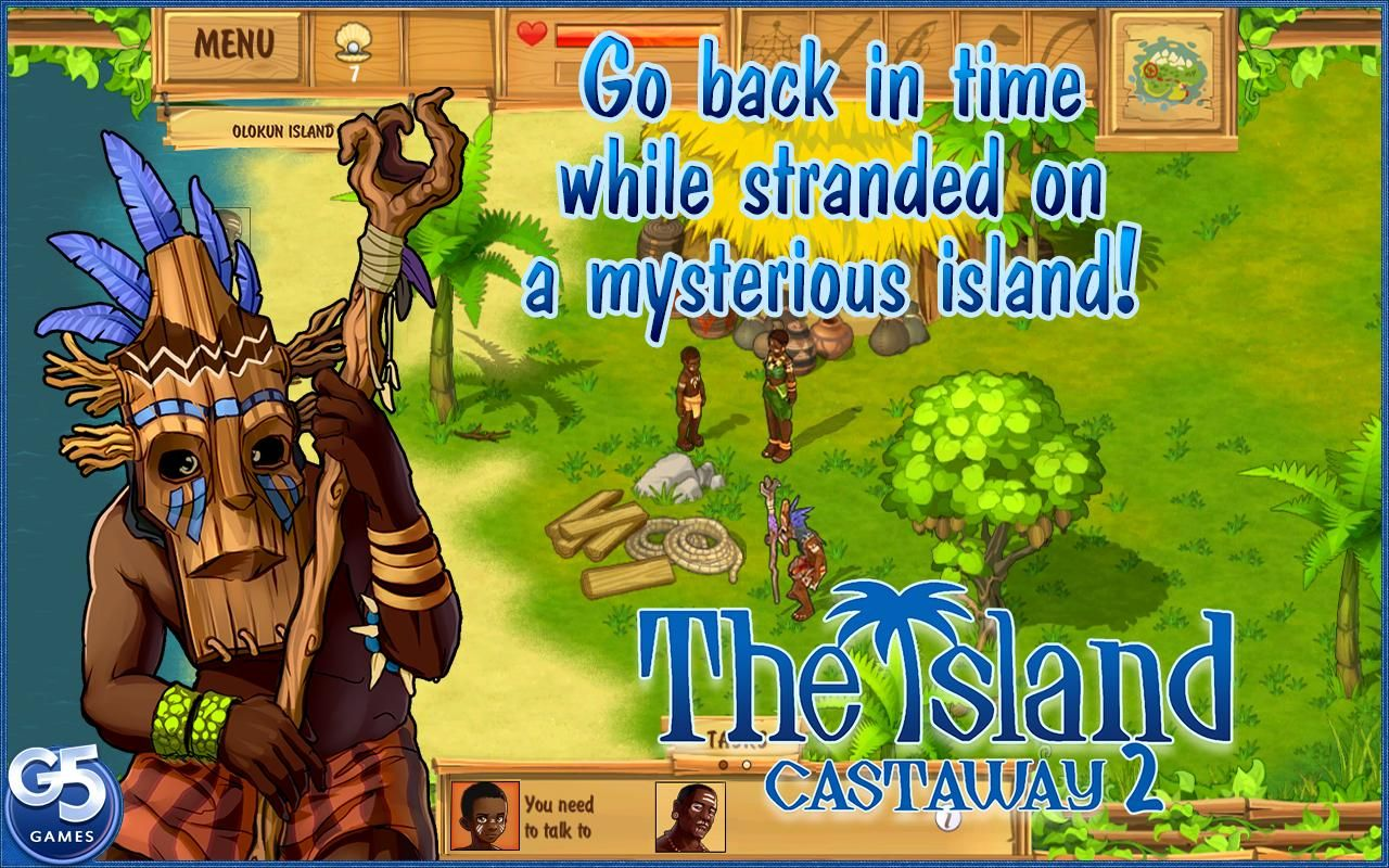 The Island Castaway 2 FULL UNLOCKED APK DATA Download Free