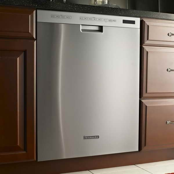 Kitchenaid Dishwasher Reviews And Modern U Shaped Kitchen Designs ...