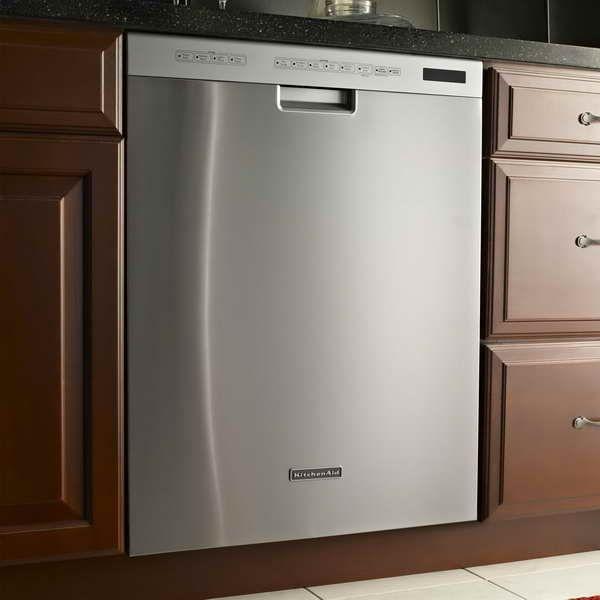 Kitchenaid Dishwasher Reviews And Modern U Shaped Kitchen Designs