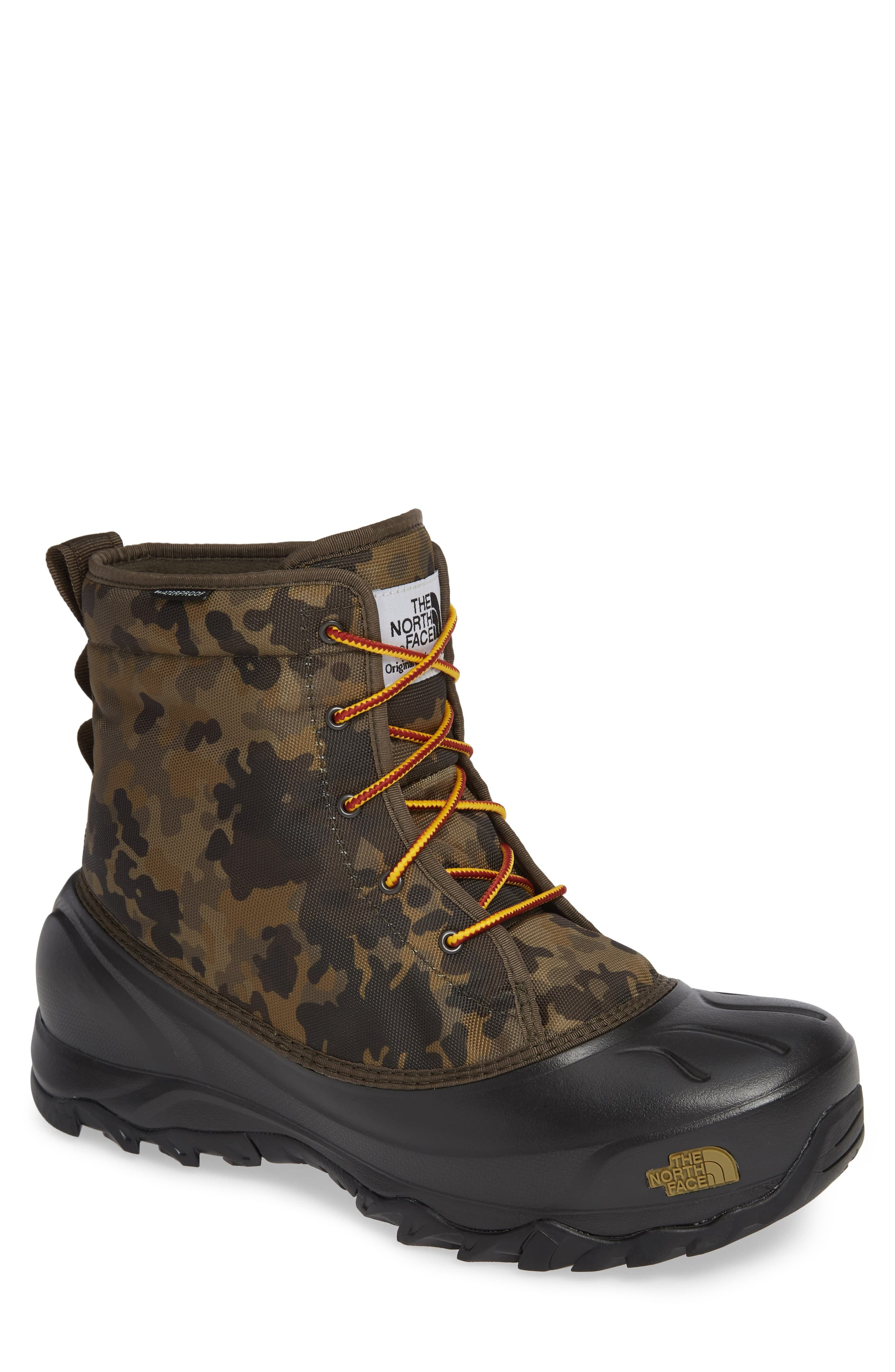 83d715e49cf Men's The North Face Tsumoru Snow Waterproof Boot, Size 11.5 M ...