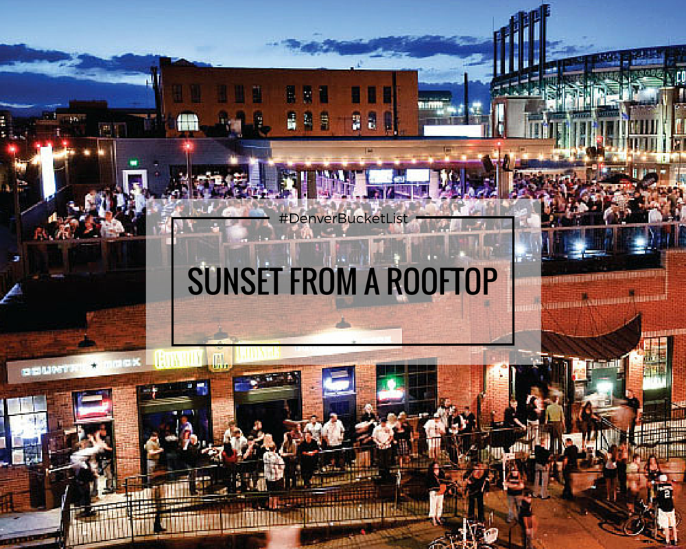#DenverBucketlist | Visit denver, Night life, Denver ...