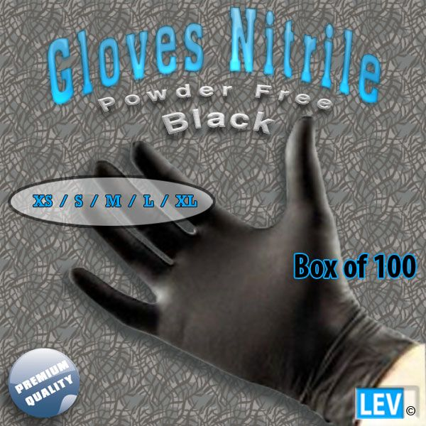 Altair Med Nitrile Powder Free Black. ---> http://levgroothandel.nl/benodigdheden/handschoenen/1137-nitrile-poedervrij-zwart.html