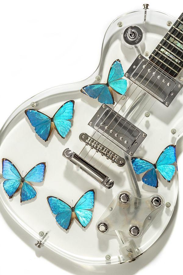 Safra Electric Guitar on Behance