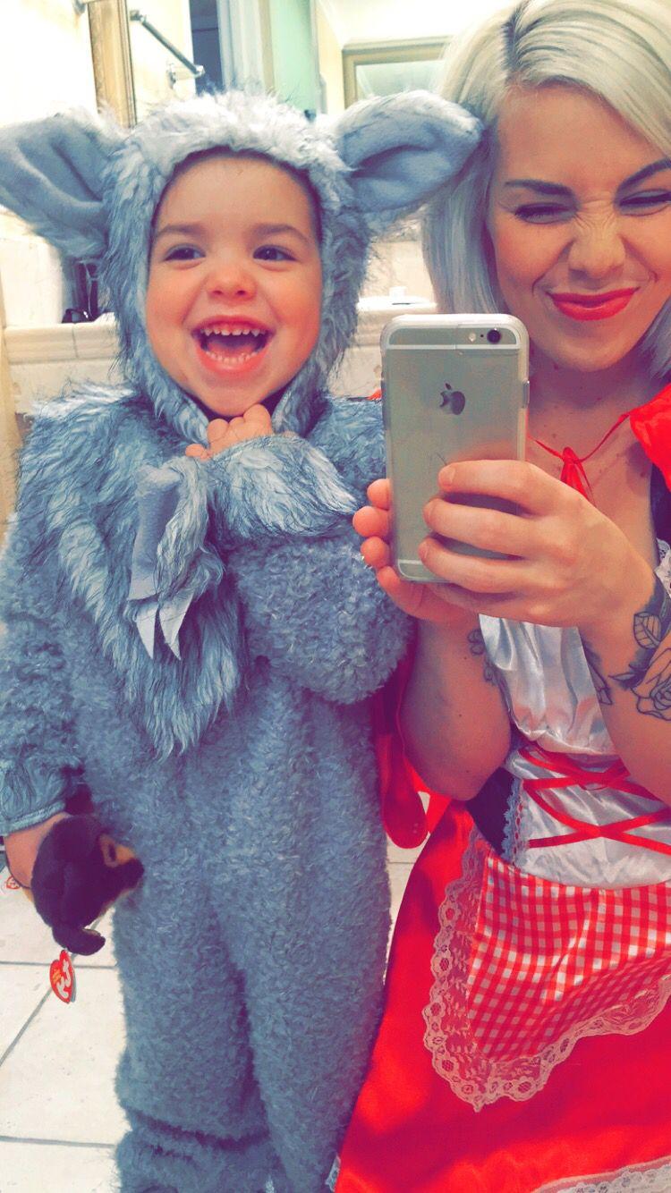 Mommy u0026 son costume!  sc 1 st  Pinterest & Red Riding Hood u0026 her Big Bad Wolf! Mommy u0026 son costume!   crafts ...