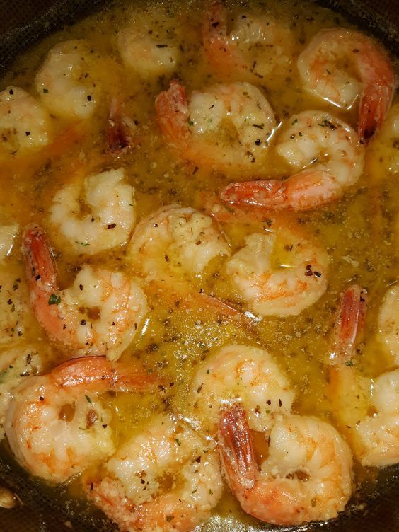 Photo of Famous Red Lobster Shrimp Scampi Recipe  – Food.com