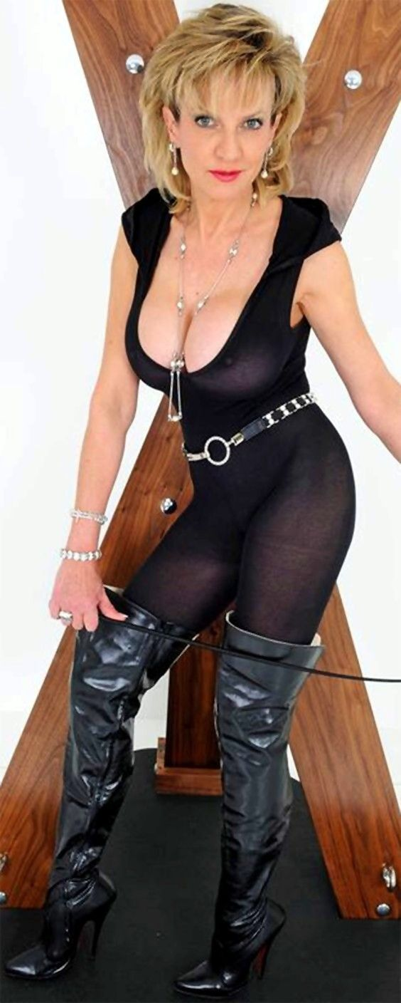 sonia boots Lady leather