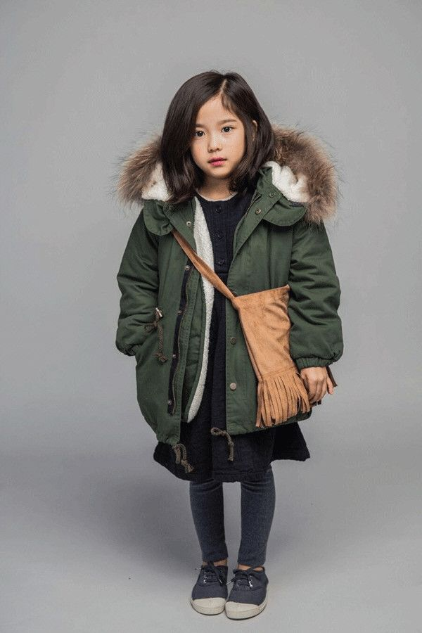 Double Layered Parka