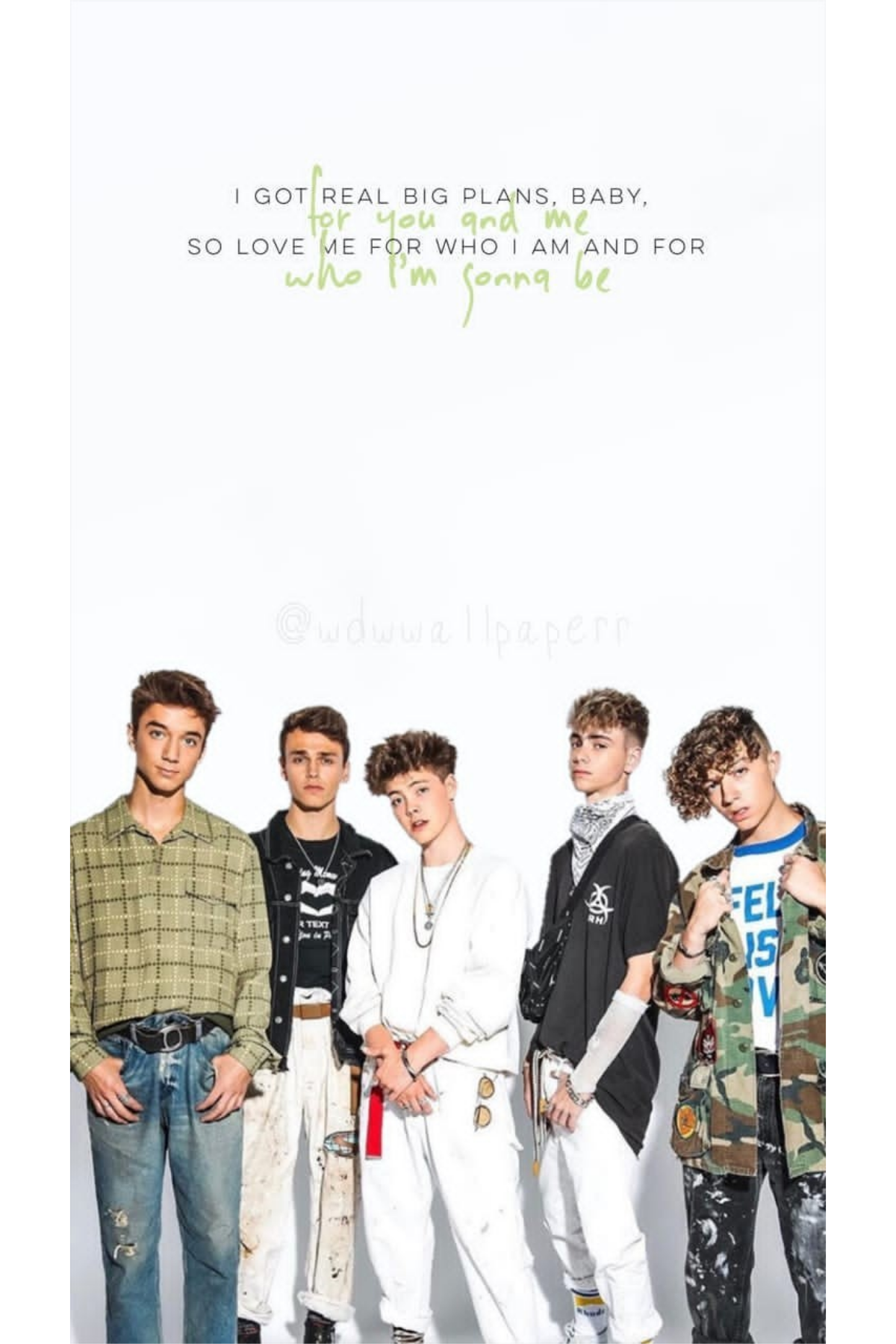 Big Plans Wallpaper Why Don T We Wallpaper Why Dont We Band Why Dont We Boys How To Plan