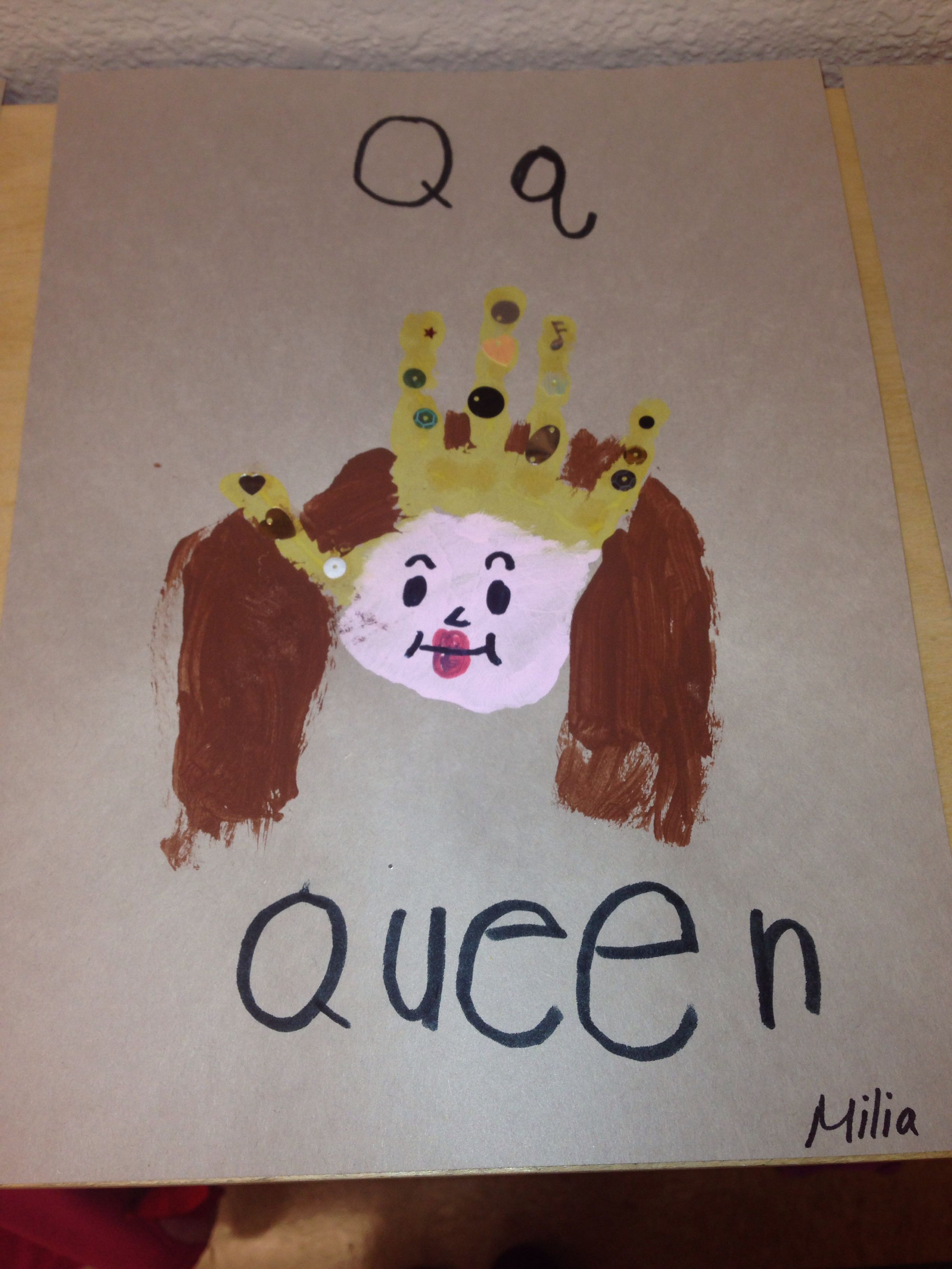 Q For Queen Craft