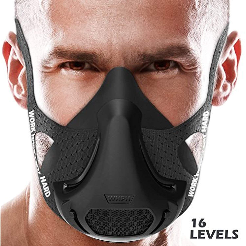 Workout Mask Training Mask High Altitude Running Peak