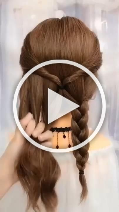 updo buns feedproxy braids brides romantic step