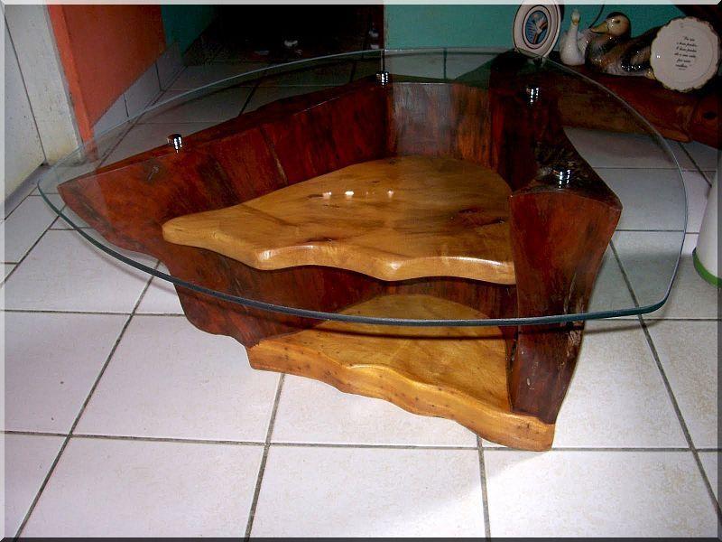 Asztal, natúr fa Antik bútor, egyedi natúr fa és loft