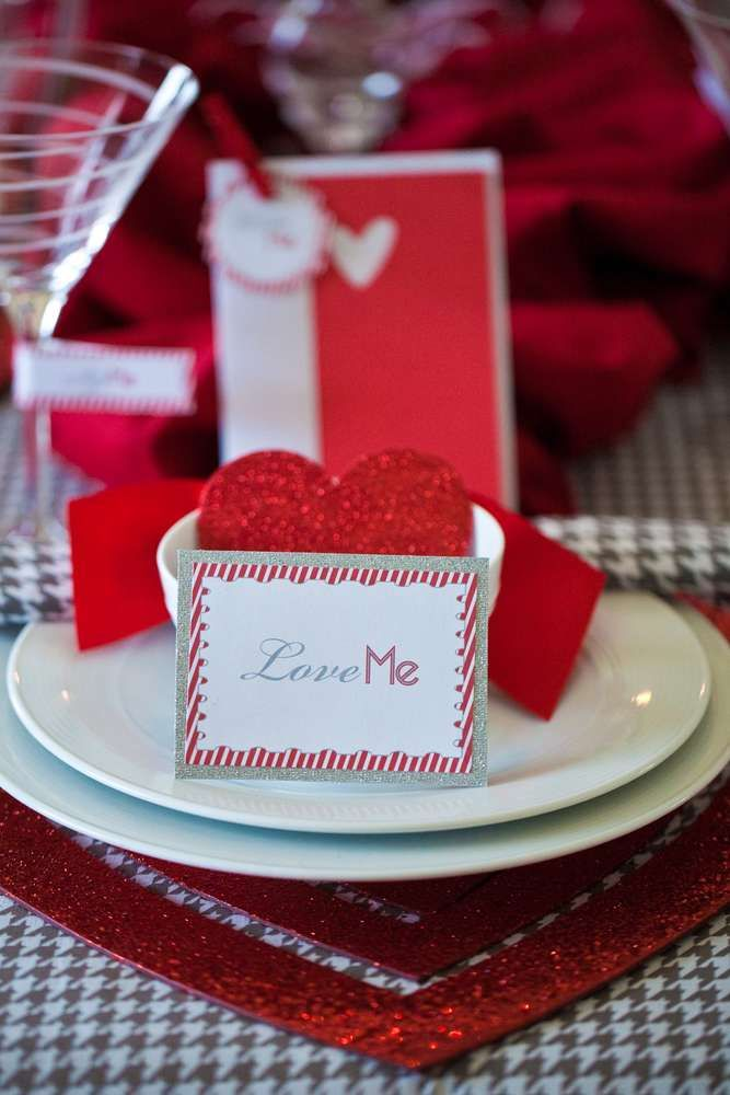 valnetines day love letters dinner party valentines day party ideas - Valentine Dinner Party Ideas