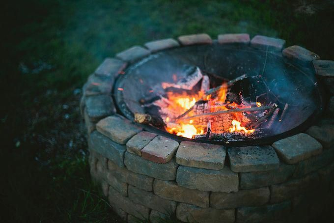 Classic Fire Pits Are Circular Backyard Fire Fire Pit Backyard Garden Fire Pit