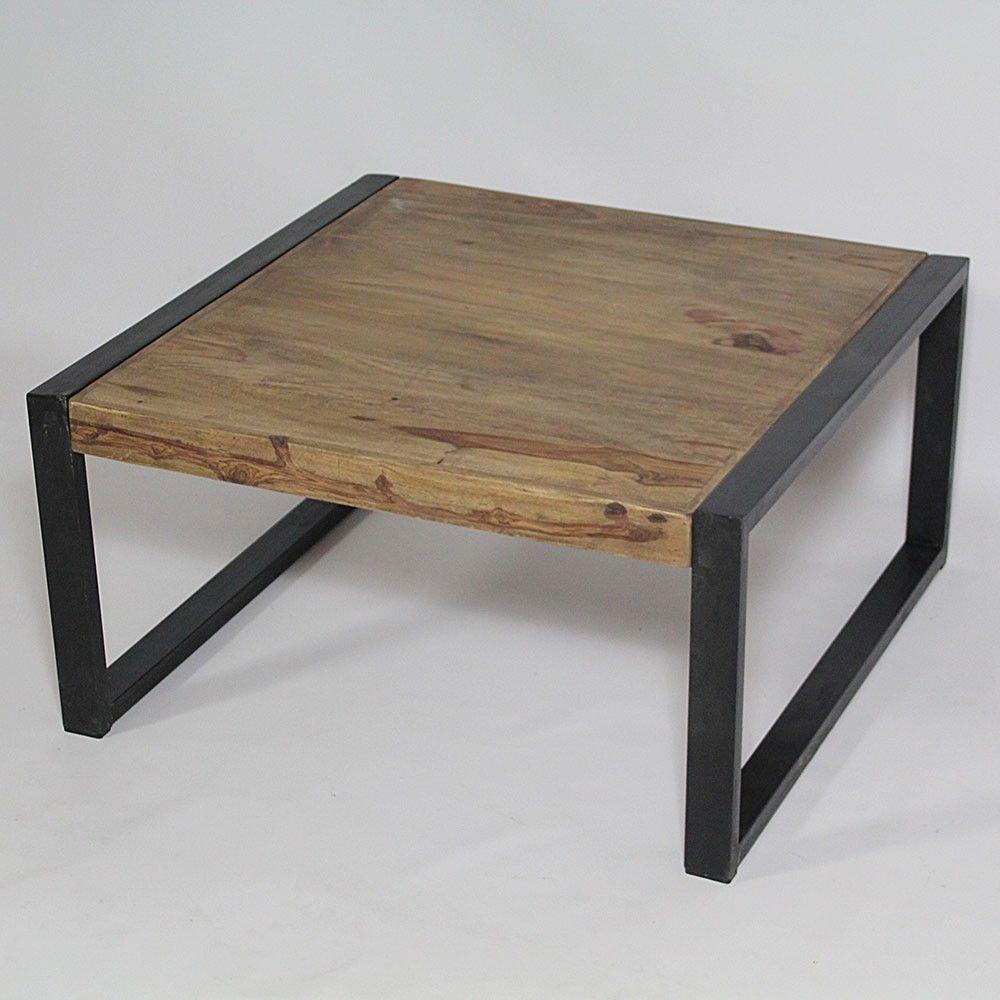 """résultat de recherche d'images pour """"table basse industriel"""
