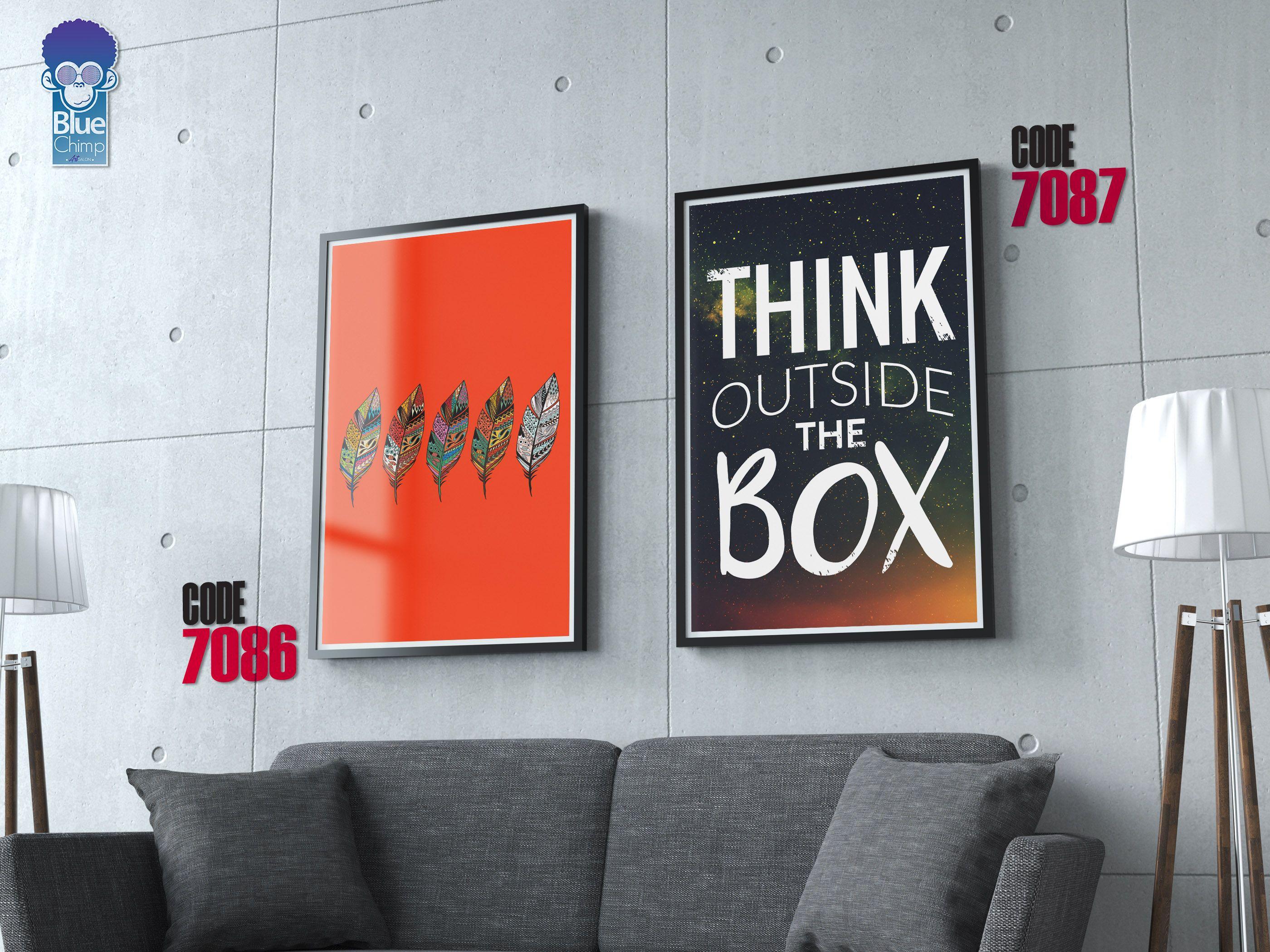 Code: 7086-7087 Poster Frames Black : 50cm x 70cm = 185 EGP 40cm x ...