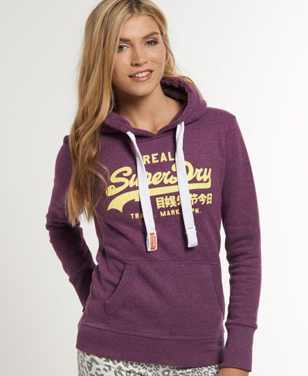 Superdry Hoodie Blau | Superdry clothes, Tomboy fashion, New