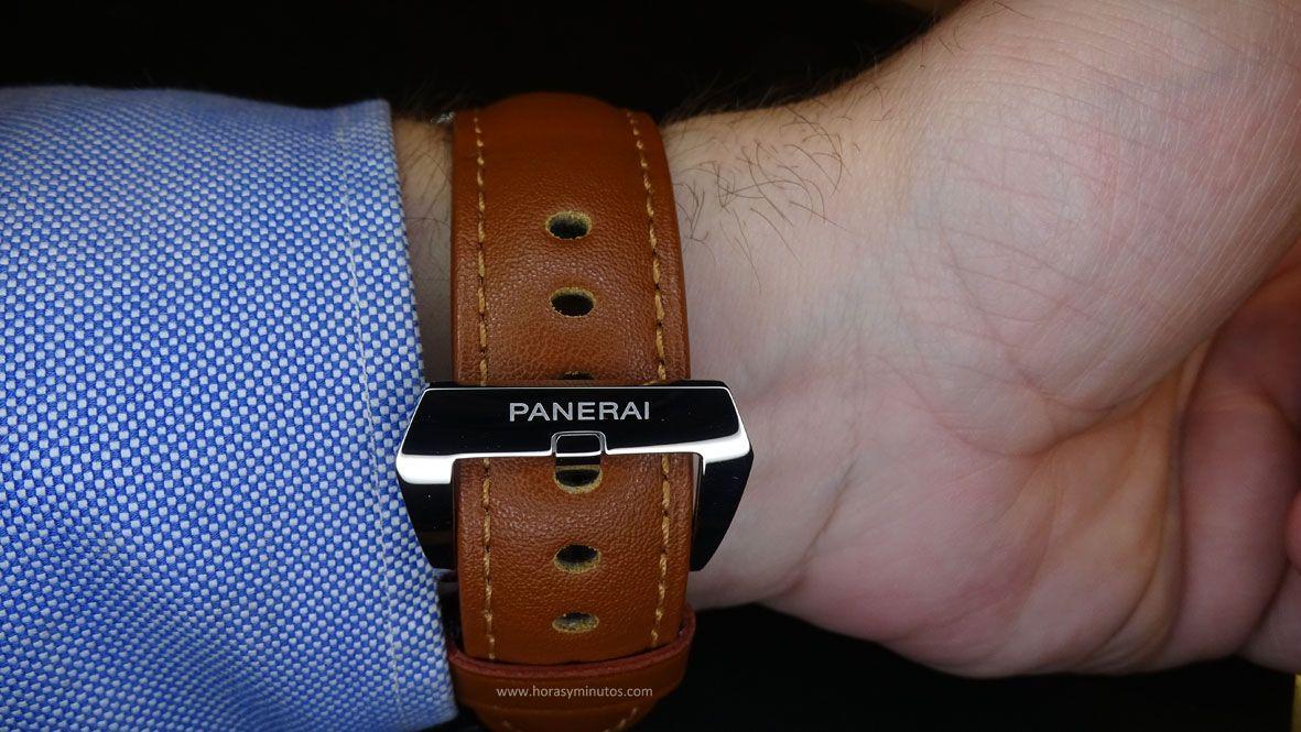 Panerai PAM 00632 hebilla