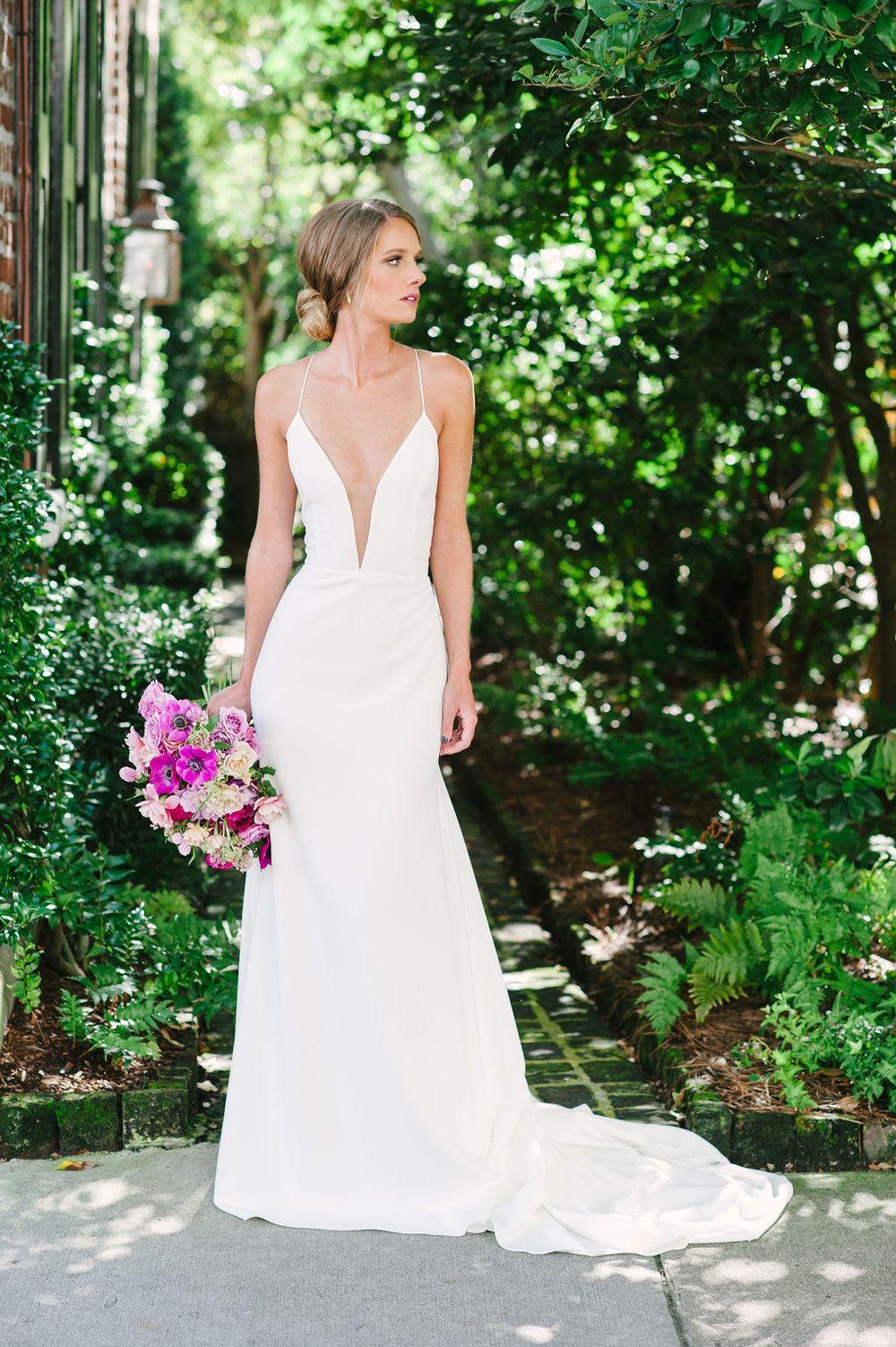 Magnolia Plantation & Gardens Elopement Wedding