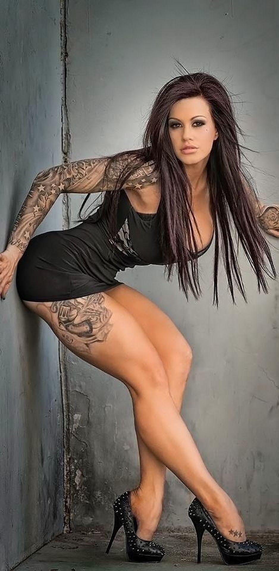 Hope, Model heather moss nude tattoo you the