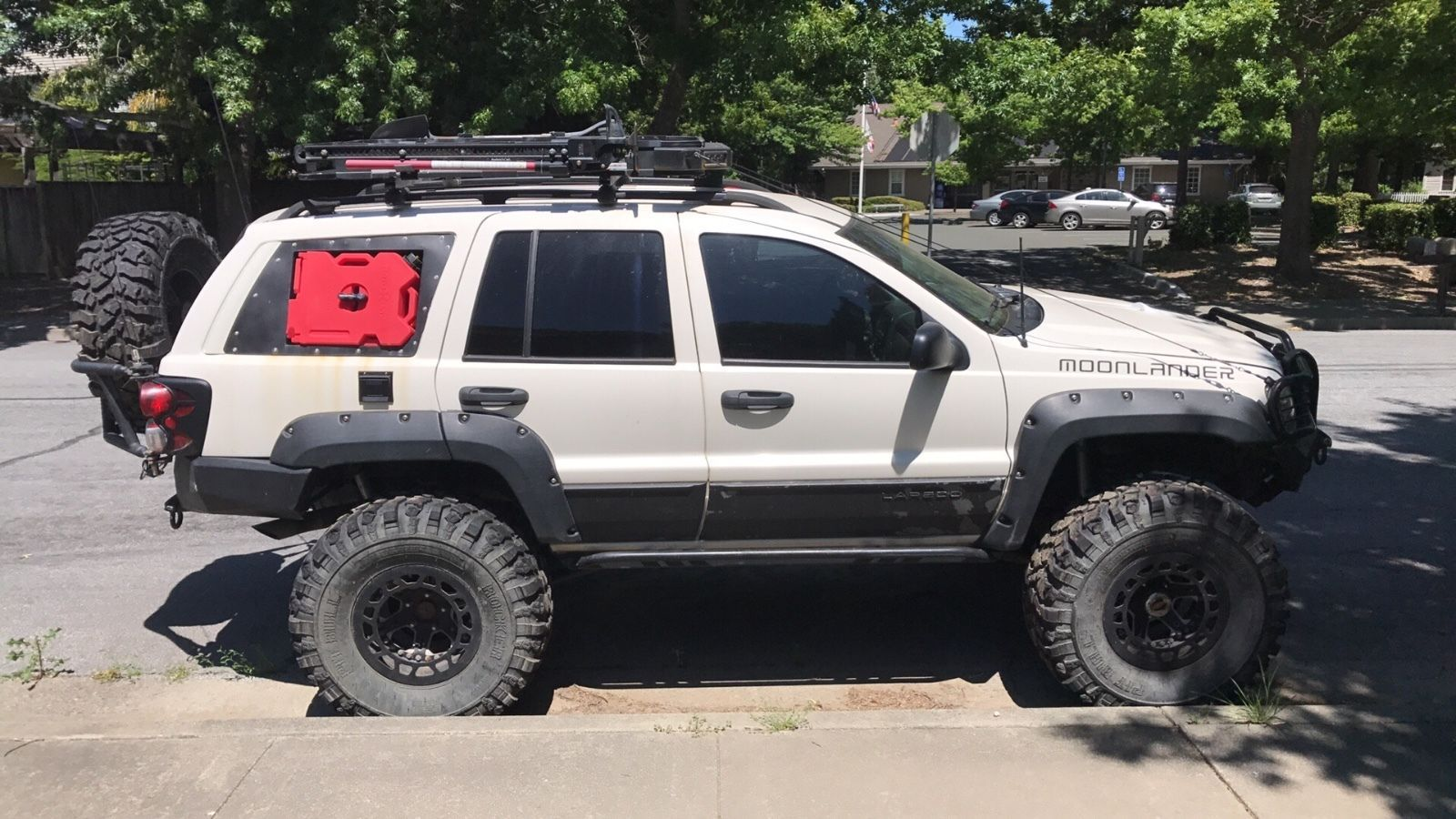 Ebay 2000 Jeep Grand Cherokee Off Road Built 2000 Jeep Grand