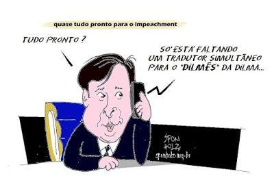 """Sponholz: Senado procura tradutor de """"dilmês""""."""