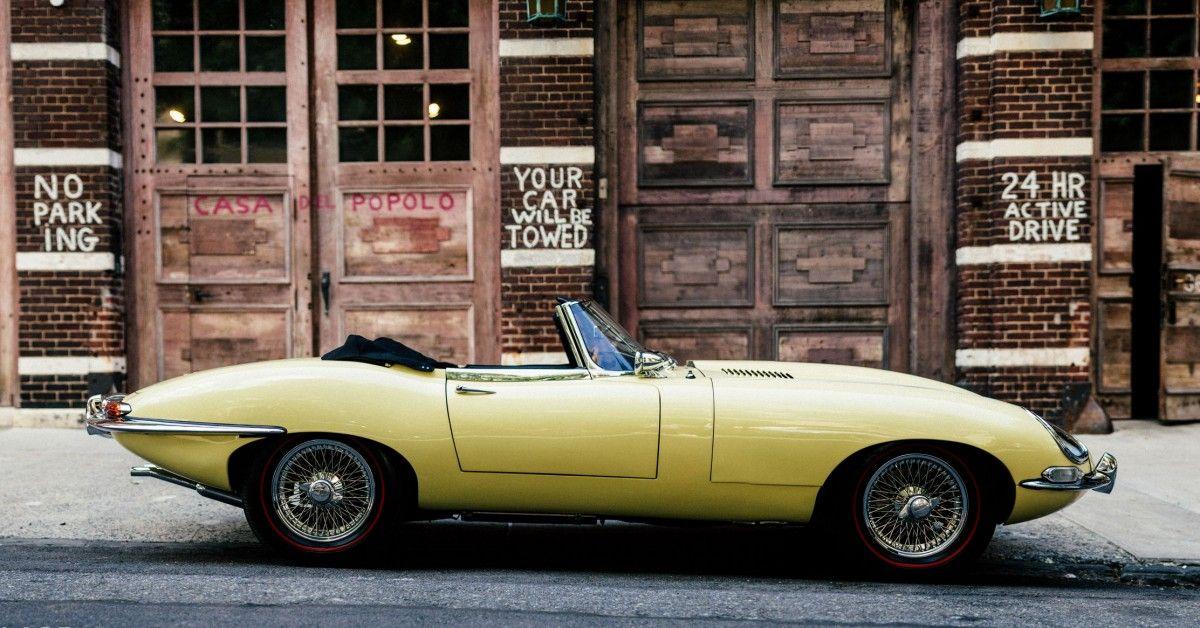 20kMile 1967 Jaguar EType (With images) Jaguar e type