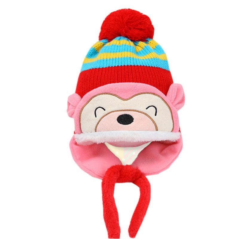 Winter Hats Fashion Baby Girl Boy For 5 Months To 5 Years  7c7217293f27
